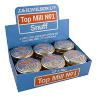 TOP MILL NO'1 (12 x 5 gram tins) (SKU: SN009)