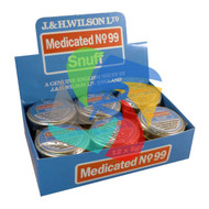 MEDICATED NO'99 (12 x 5 gram tins) (SKU: SN010)