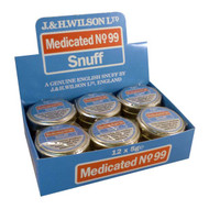 MEDICATED NO'99 (12 x 5 gram tins) (SKU: SN010)