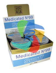 MEDICATED NO'99 (12 x 20 gram tins) (SKU: SN011)