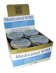 MEDICATED NO'99 (12 x 20 gram tins) (SKU: SN011)