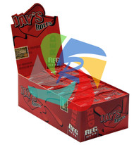 JAYS RED REGULAR PAPER ROLLS (24 PER BOX) (SKU: JR011)