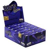 JAYS BLUE REGULAR PAPER ROLLS (24 PER BOX) (SKU JR012)