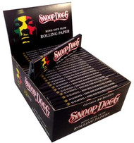 SNOOP DOGG KINGSIZE SLIM ROLLING PAPERS (50 PER BOX) (SKU: SD001)