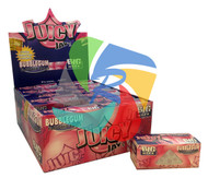 JUICY JAY - BUBBLE GUM FLAVOURED PAPER ROLLS (24 ROLLS PER BOX) (SKU JR016)