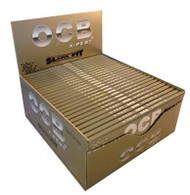 OCB XPERT KINGSIZE SLIM ROLLING PAPERS (50 PER BOX) (SKU: OC003)