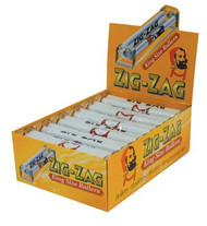 ZIG-ZAG - KINGSIZE PLASTIC ROLLING MACHINES (12 PACK) (SKU ZI011)