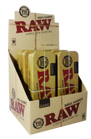RAW Pre-Rolled K/S Cone Caddy (Pack Size: 6) (SKU: RW030)