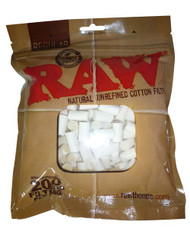 RAW Regular Filter Tips (200 Per Bag) (SKU: RW031)