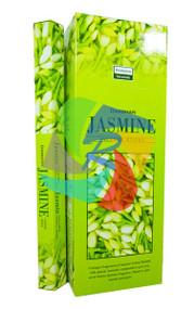 Jasmine Incense Sticks - 6 Pk x 20 sticks