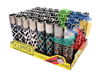 Leopard Pattern Clipper Lighters