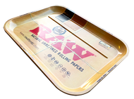 Raw Metal Rolling Trays  - Extra Large