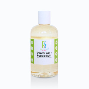 Unscented Shower Gel/Bubble Bath