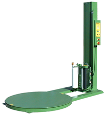 "Semi Automatic Stretch Wrap Machine Highlight Predator SS (Low Profile Model) - 52 x 52 x 80"""