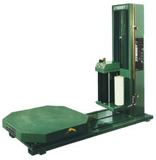 Synergy 2.5 Spiral Turntable Stretch Wrap Machine - High Profile Turntable