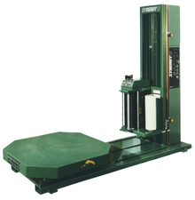 Synergy 3 Spiral Turntable Stretch Wrap Machine - High Profile