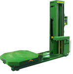 Synergy 4 Spiral Turntable Stretch Wrap Machine - High Profile