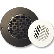 Round Metal Vent Cover