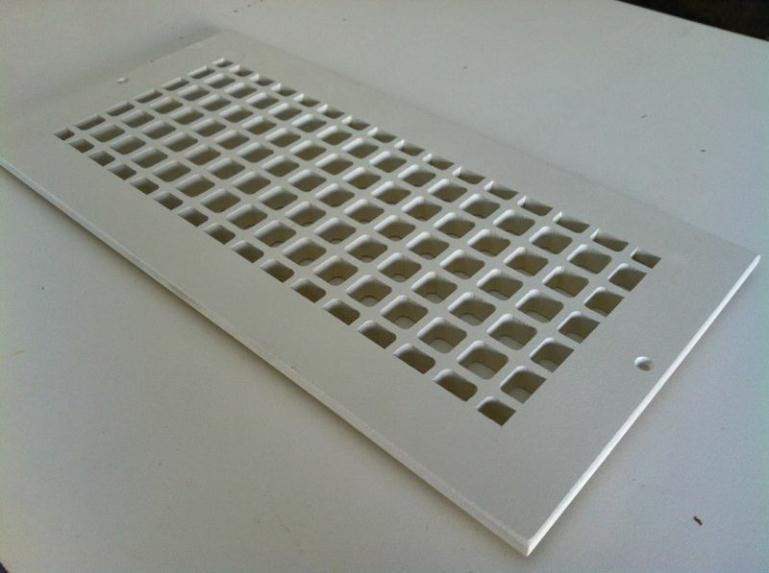 square resin vent cover - Ceiling Vent Covers