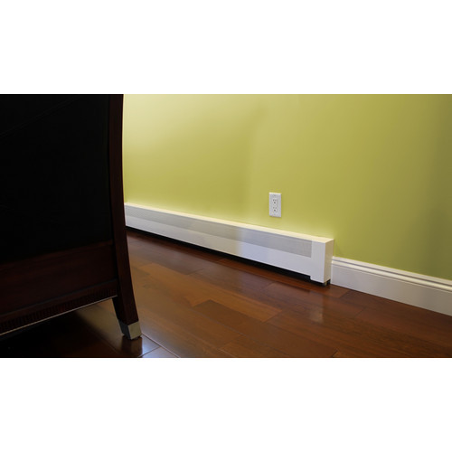 Baseboarders - Basic Baseboard Radiator Cover Panel