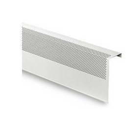 baseboard heater cover retrofit panel