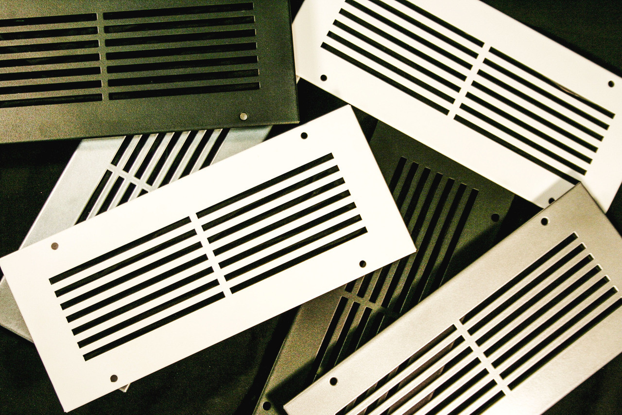 Linear Slotted Vent Cover