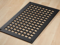 Square Steel Vent Cover