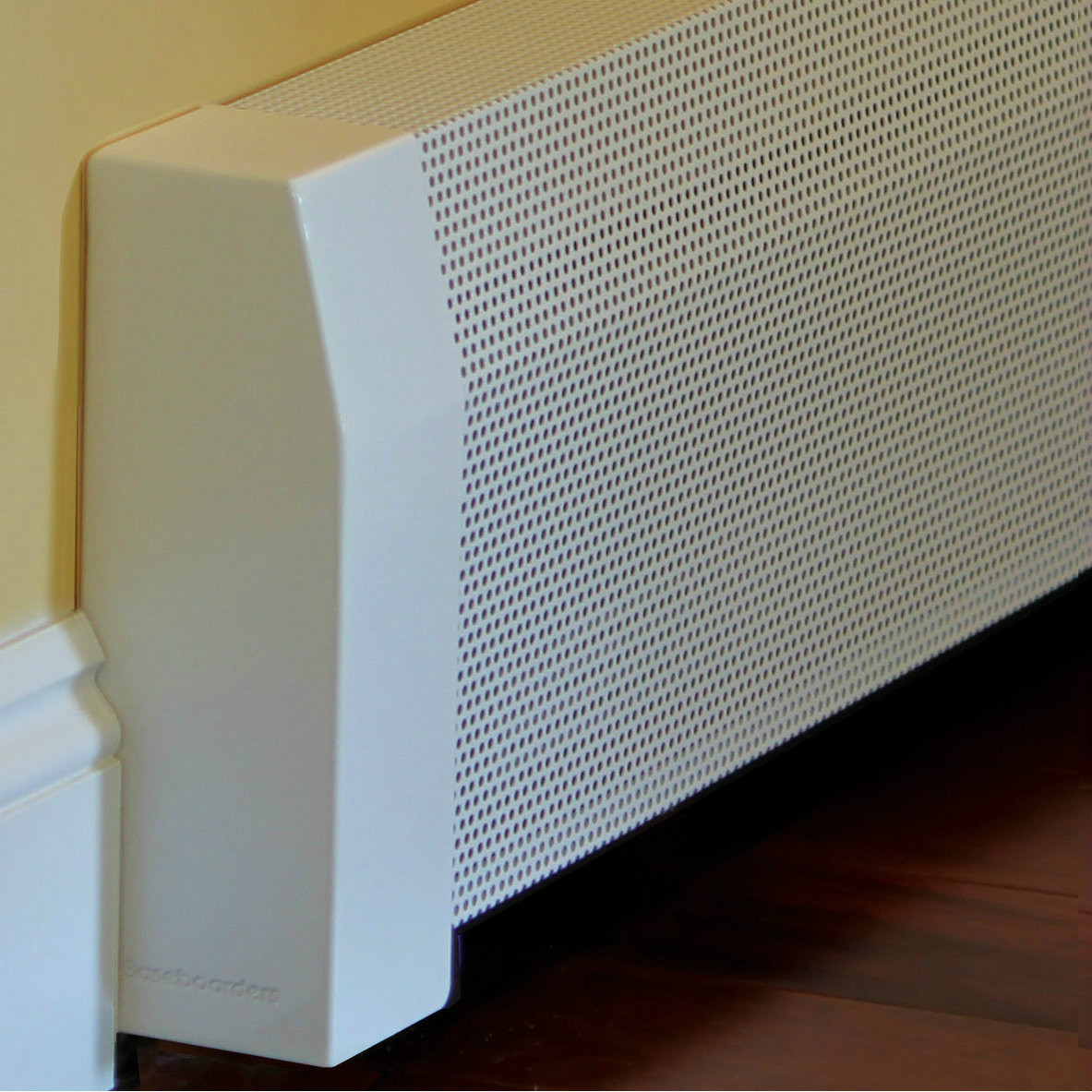 tall profile slant fin baseboard radiator cover