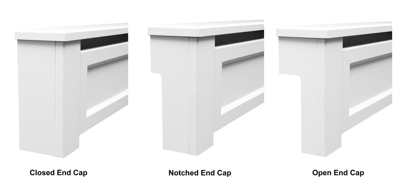 End cap style