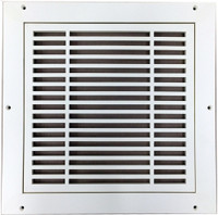 Linear Flat Filter Frame Vent Cover