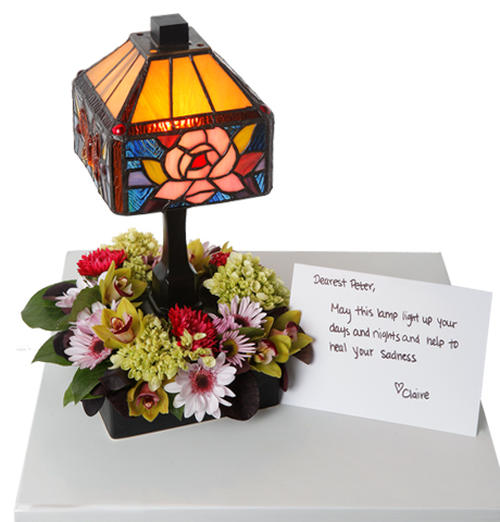 Soderberg S Floral And Gift Memory Lamps