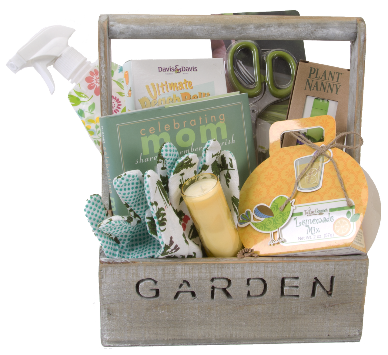 Trinkets, Tools and Treasures Gift Basket by Soderberg's Floral & Gift