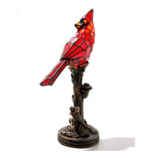 Red Cardinal Accent Lamp