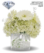 April Birthstone Collection - Soderberg's - Birthday Flowers
