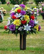 Cemetery Bouquet