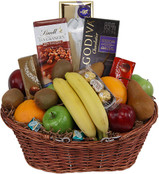 Methodist Fruit & Chocolate Basket