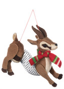 Gazelle Springer Ornament