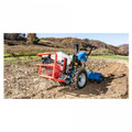 BCS Tractor 722 8HP Honda GX Elect Start 821V6280