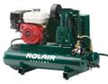 Rol-Air Compressor Wheelbarrow 5.5HP Honda 160cc Gas 8.9cfm 8gal Tank