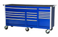 Cabinet 75 15 Drawer Blue ATD-7275BU
