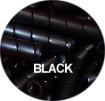 Hose Wrap 1.25'' High Density Black Pro-Tec-To 93125