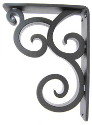 Isabelle-15B   7.5D 10.0H 1.5W Iron Corbel