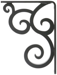 Isabelle-20B   7.5D 10.0H 2.0W Iron Corbel