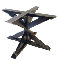 Trestle Pedestal Base