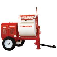 Multiquip Whiteman WM70PH8 Poly Drum Mortar Mixer - Honda GX-240, 7 cf - Tow Bars Sold Separately