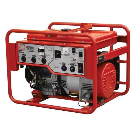 Multiquip Gdp5ha High Cycle Generator 5 Kw 180 Hz 4kw