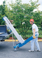 Genie SLA-20 Super Lift Advantage - Lifting Height: 21 ft 2.5 in, Width - stowed: 2 ft .75 in, Load Capacity: 800 lbs