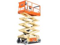 JLG 2646ES Electric Scissor Lift - Machine Width: 3 ft 10 in., Platform Height: 26 ft
