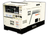 Multiquip DLW330X2 / Welder 340A Dual 10.5kw Tier 4 GFCI