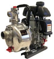 "Multiquip QP15HP - 1.5 "" Suction/Discharge • 56 GPM Flow • 197' Head 86 PSI • Honda GHX50, 2.1 HP"